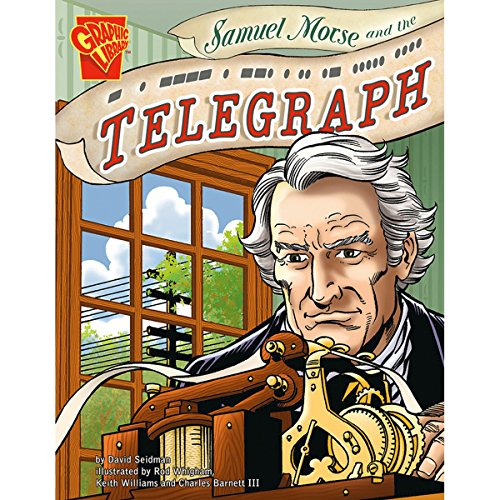 Samuel Morse and the Telegraph audiobook cover art