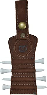 Best golf tee holder leather Reviews