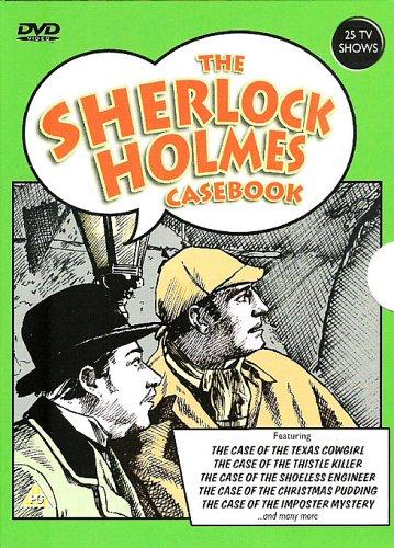 The Sherlock Holmes Casebook (5 DVDs)