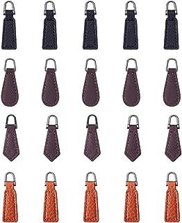 Fijador Zip Fijar el abrigo o maleta favorita by DeliaWinterfel Model: X8 8 de repuesto con cremallera Etiquetas