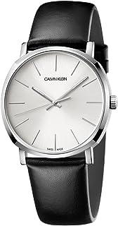 Calvin Klein Posh K8Q311C6 Leather Analog Casual Watch for Men