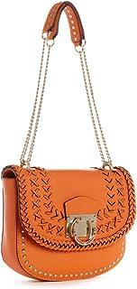 جيس حقيبة يد للنساء , برتقالي
