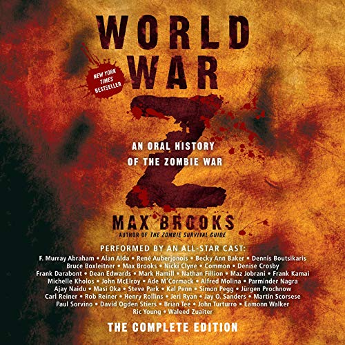 World War Z: The Complete Edition audiobook cover art