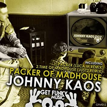 Packer of Madhouse - Remixes