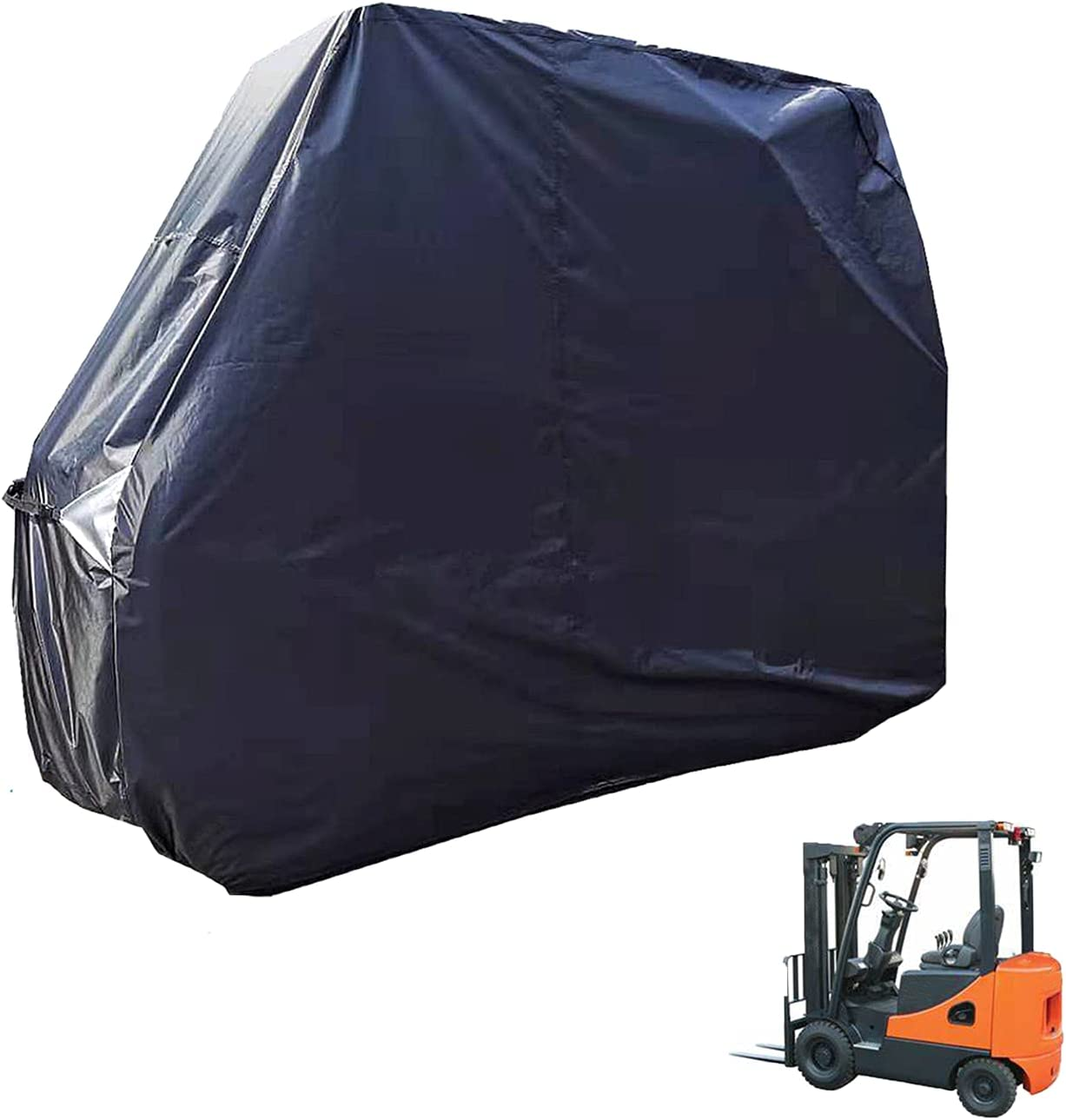 JC Cheap mail order specialty store Topics on TV Forklift Cover Accessories Heavy Duty 420D