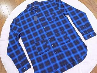 Lサイズ オンブレチェック ロングシャツ オーバーサイズ エフェクテン 東海オンエア としみつ着用