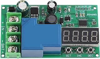 Placa de proteção de carregamento, placa de proteção de bateria com economia de energia, 8,9 x 4,4 cm, multimodal sensível...