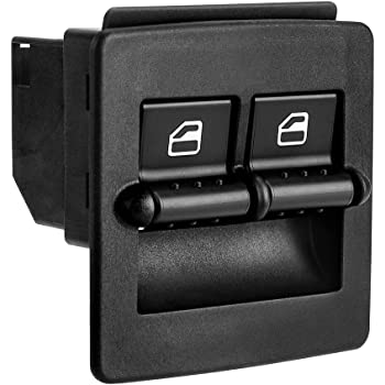Issyzone Master Power Window Switch Passenger Side for 1998-2010 VW Beetle 1C0959527 1C0959855A