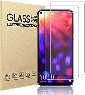 Aminery Huawei Honor View 20 /V20 Tempered Glass Screen Protector, 9H Glass Ptotective Film/Anti Scratch/Oleophobic Coate...