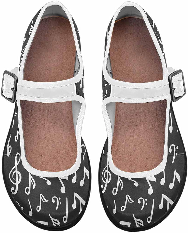 InterestPrint Women's Girl's Mary Jane Flats Comfortable Walking shoes Casual Soft Flats Cute Animals