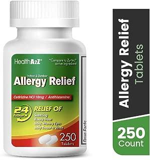Best ohm allergy relief cetirizine Reviews