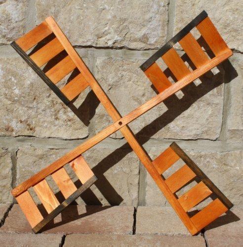 Ala ricambio, manici pale mulino vento - Legno, 65 cm