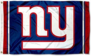 WinCraft New York Giants NY Large NFL 3x5 Flag