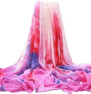 Female Scarf Shawl Long Multifunctional Print Scarf 195x135cm Ladies Scarf