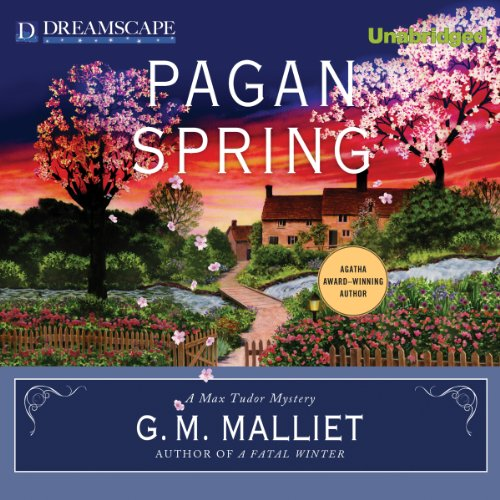 Pagan Spring audiobook cover art