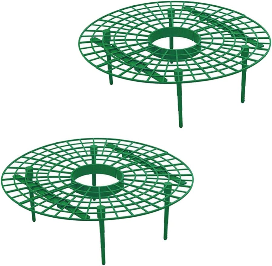 YARDWE 2pcs Fruit Ground Support Limited price sale Growing Plant excellence Strawberry Racks