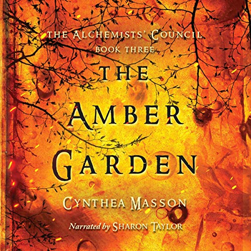 The Amber Garden Audiobook By Cynthea Masson cover art