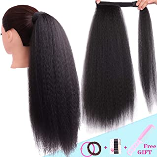 Best afro kinky ponytail Reviews