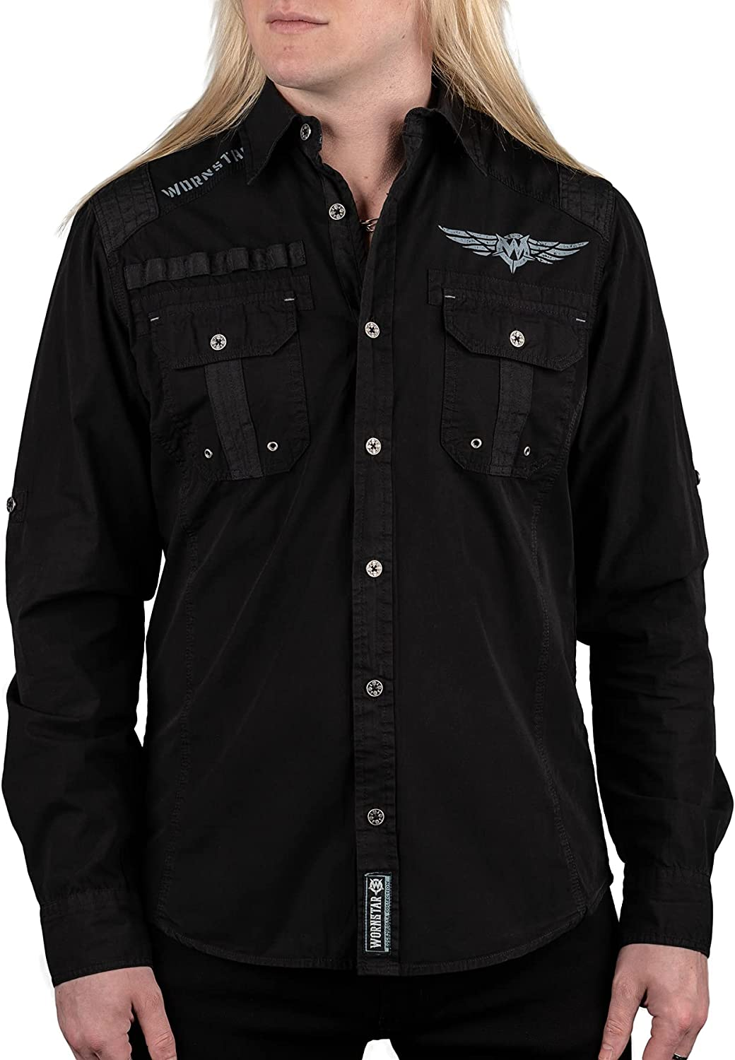 Wornstar Max 50% OFF Clothing Stealth Shirt 67% OFF of fixed price