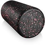 LuxFit Foam Roller, Speckled Foam Rollers for Muscles '3 Year Warranty' High Density Foam Roller for...