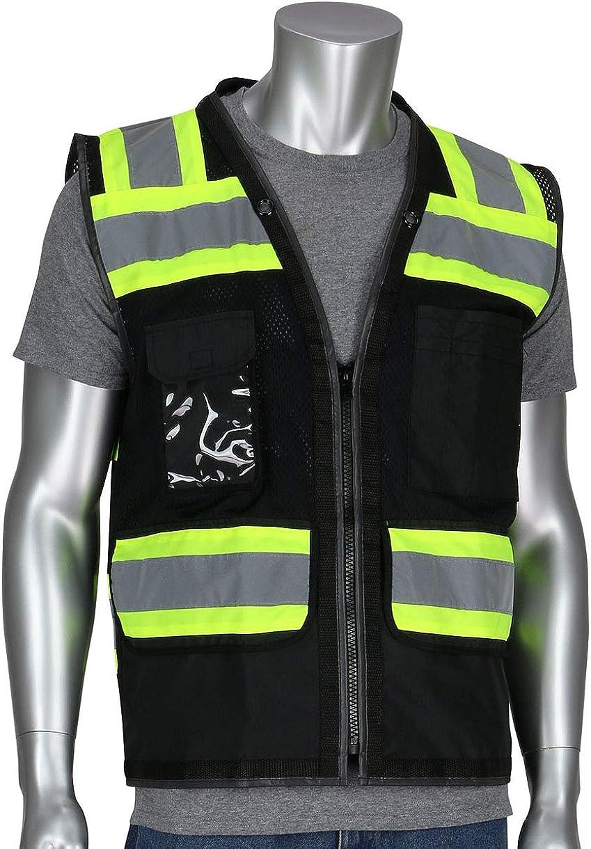 Popular brand Direct sale of manufacturer Vero1992 Safety Vest For With Pocket Reflective Men