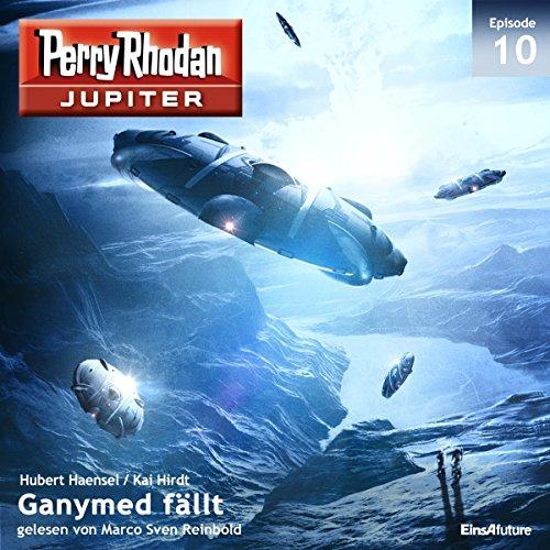 Ganymed fällt cover art
