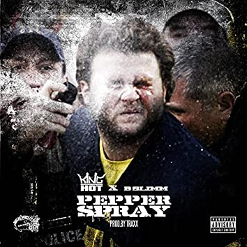 Pepper Spray - Single
