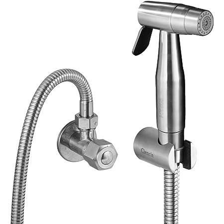 A 980IUHOP Duschkopf ABS F/ür Badezimmer Handspr/üher Handheld Tragbare Bidet Sprayer Bidet Aufsatz Selbstreinigender Hand Bidet Wasserhahn