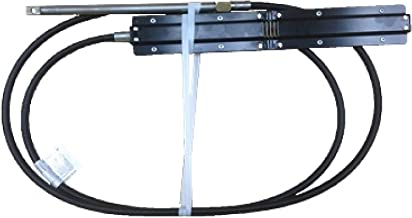 Uflex M86X18 Rack Replacement Steering Cable Assembly, 18'
