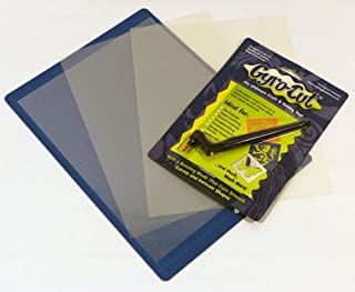 Gyro-Cut Complete Stencil and Paper Cutting Kit
