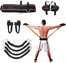 Sunsign Speed and Agility Resistance Bands Trainer for Kickboxing Shadow Boxing MMA Taekwondo Karate Bounce Softball Basketball Volleyball Football Vertical Jump Training