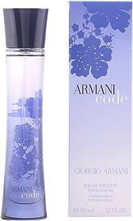 Armani Armani Code Femme Eau de Toilette Vaporizador 50 ml