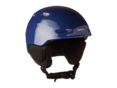 Smith Optics Zoom Junior Snowboard Helmet (Blue) Snow/Ski/Adventure Helmet