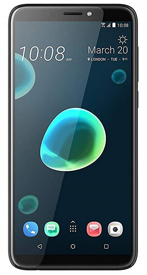 HTC Desire 12 Plus 32GB Dual SIM GSM Unlocked International Version - Cool Black