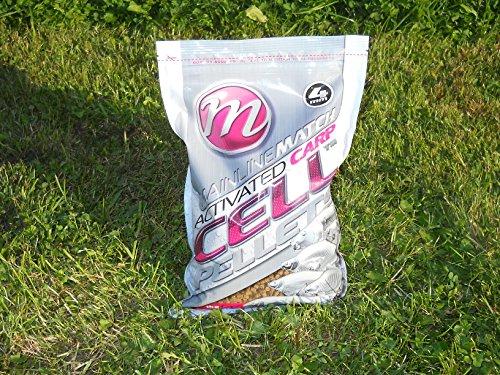 Mainline Match Activated Carp Cell Pellets 1kg 4mm MM3206 Pellet Karpfenpellet Futter