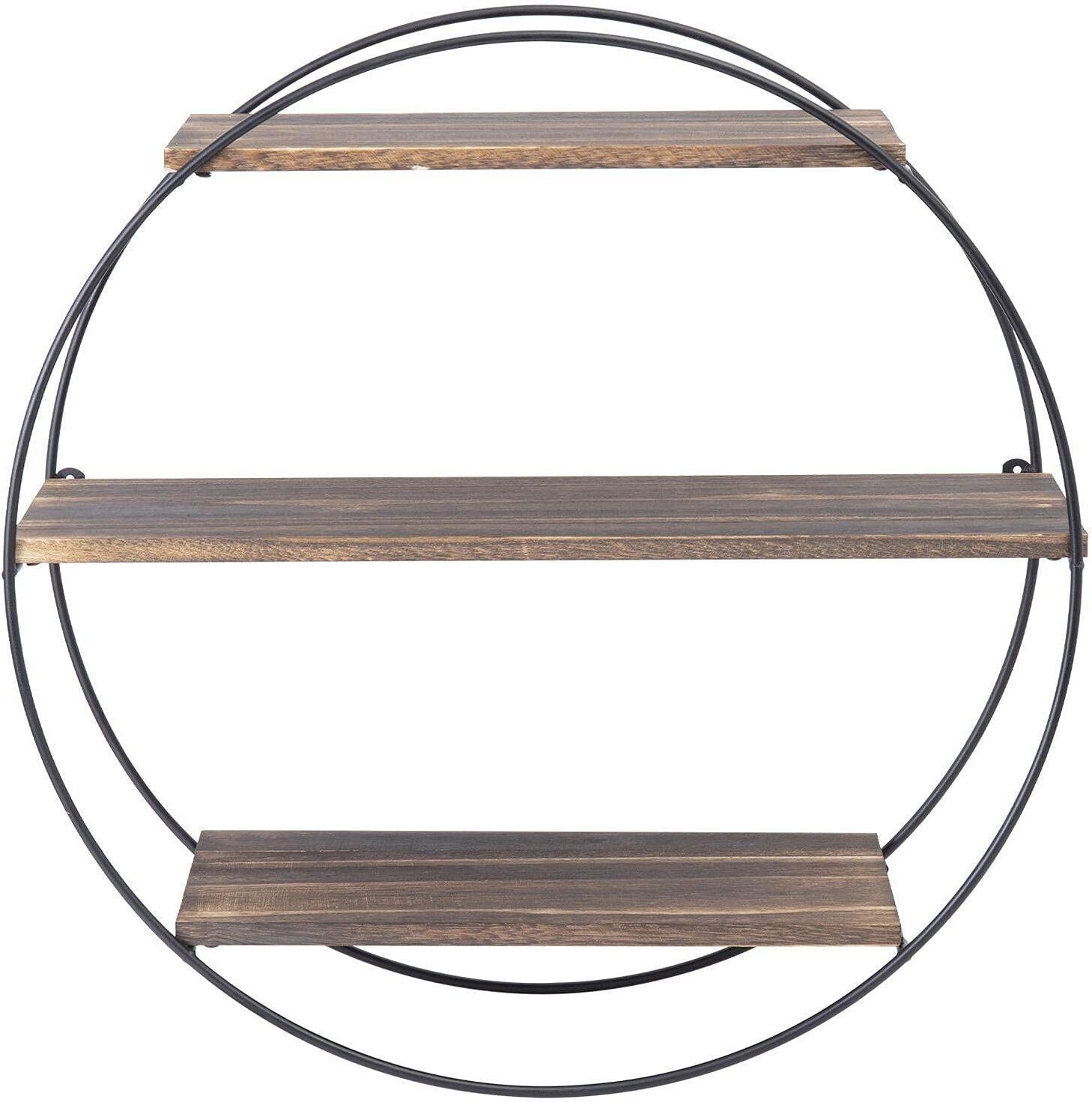 3 Tier Max 60% OFF Geometric Floating Shelves Mounted D Hanging Wall Selling and selling