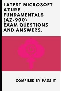 Latest Microsoft Azure Fundamentals: AZ-900 Exam questions and answers