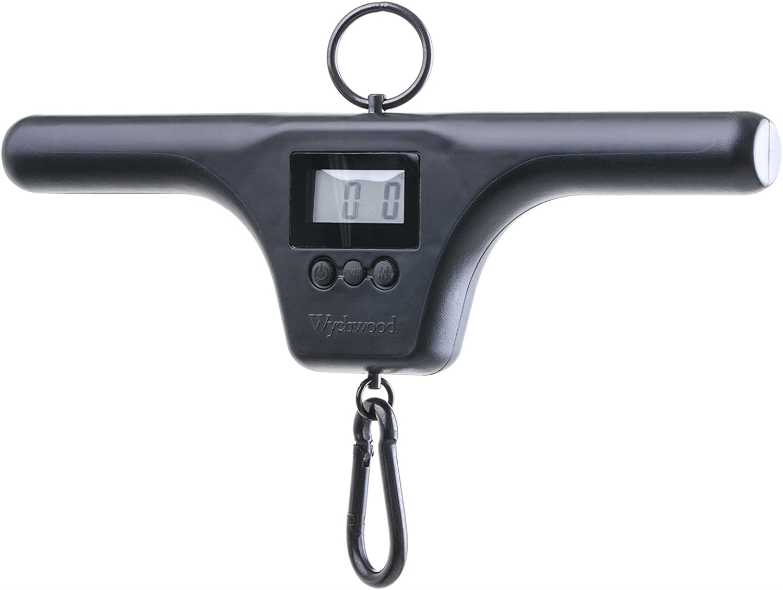 Wychwood - Carp Unisex's T-Bar Balanzas MK11 Pesca, Negro, 60 lb