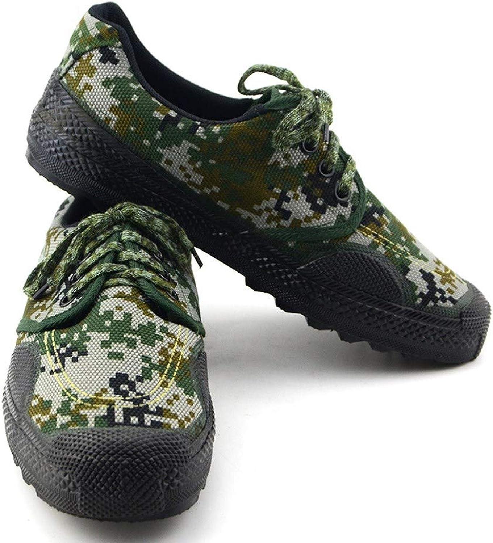 RcnryLow Grade Woodland Schuhe Camouflage verschleifest Schweiabsorption Outdoor Gelnde Spezial Gummi Schuhe für Bauernhofarbeiter