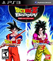 DragonBall Z Budokai HD Collection (輸入版:北米) - PS3