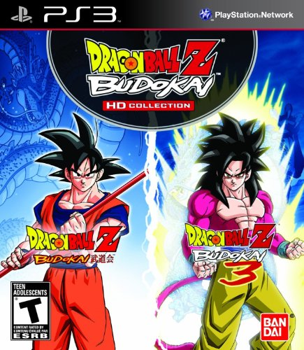 Dragon Ball Z: Budokai HD Collection -  Namco