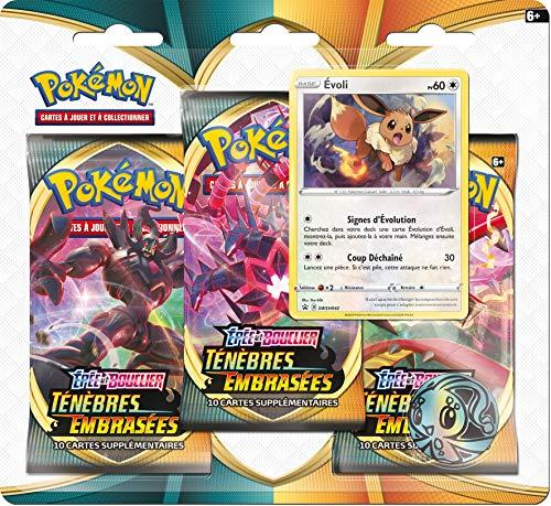 Pokemon Schwert und Schild EB03: Pack 3 Booster 3PACK01EB03