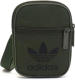 adidas Festival Mens Cross Body Bag Green