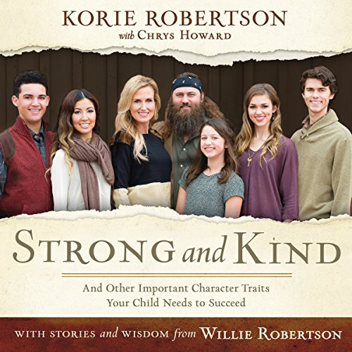 Strong and Kind audiobook cover art