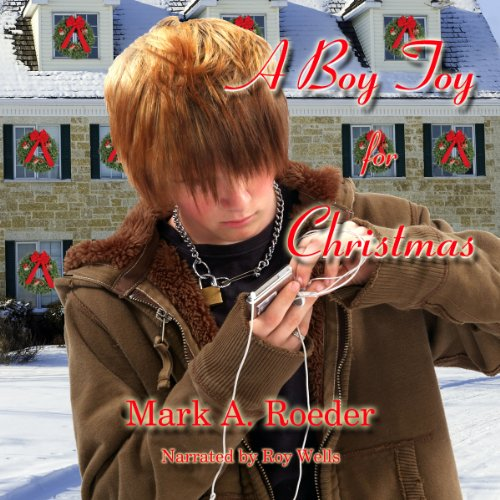 A Boy Toy for Christmas cover art