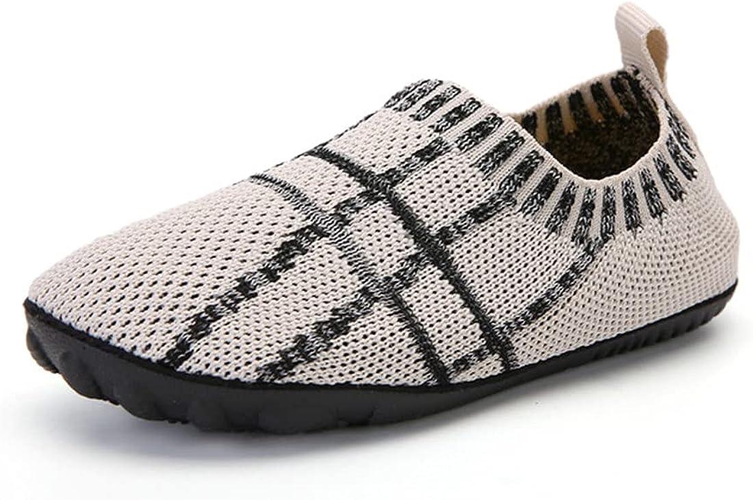 Toddler Kids Slippers Socks Shoe Pink 5 Toddler