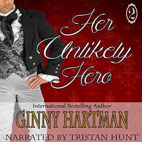 Her Unlikely Hero audiobook cover art