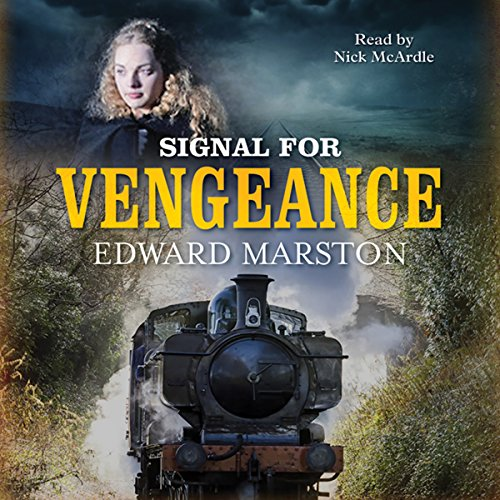 Signal for Vengeance audiobook cover art