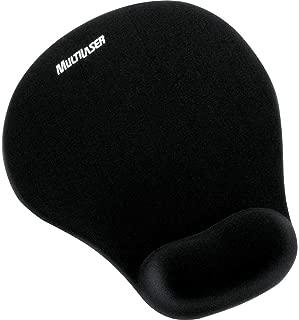 Mouse Pad com Apoio Gel Multilaser Pequeno AC021