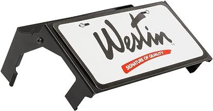 Westin 46-20055 MAX Tray License Plate Bracket